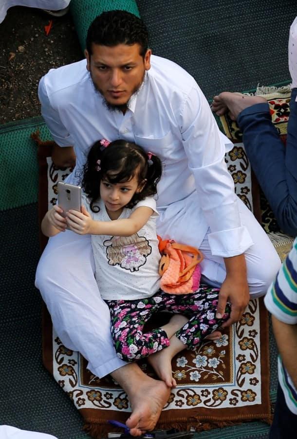 eid, selfies during eid, eid al-fitr, ramzan, eid celebrations, Indian express, Indian express news