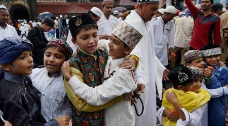 Eid 2017: Joyful celebrations across India