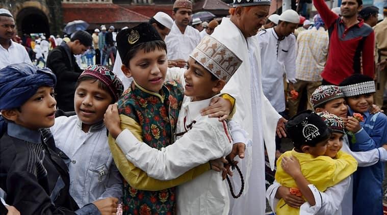 Eid 2017: Joyful celebrations across India | The Indian ...
