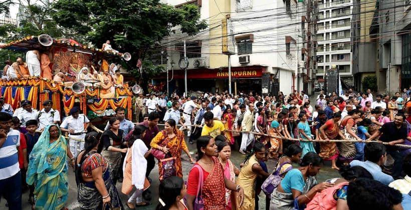 Rath Yatra, Ratha Yatra Odisha, Ratha Yatra Puri, Lord Jagannath, Indian express, India news