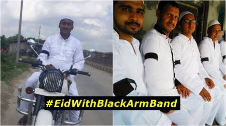 This Eid al-Fitr, this is why #EidWithBlackArmBand was trending on Twitter