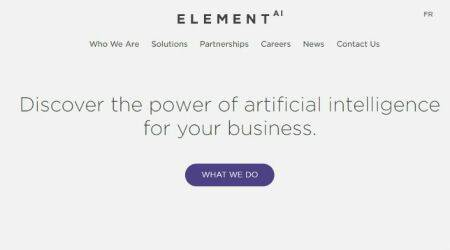 Microsoft, Intel and Nvidia invest in Canadian startup 'Element AI'
