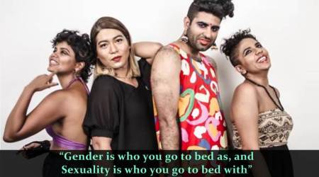 gender, queer, lgbtq community india, elle india, gender identities, different sexuality, transgender, transgender identities, viral videos, indian express