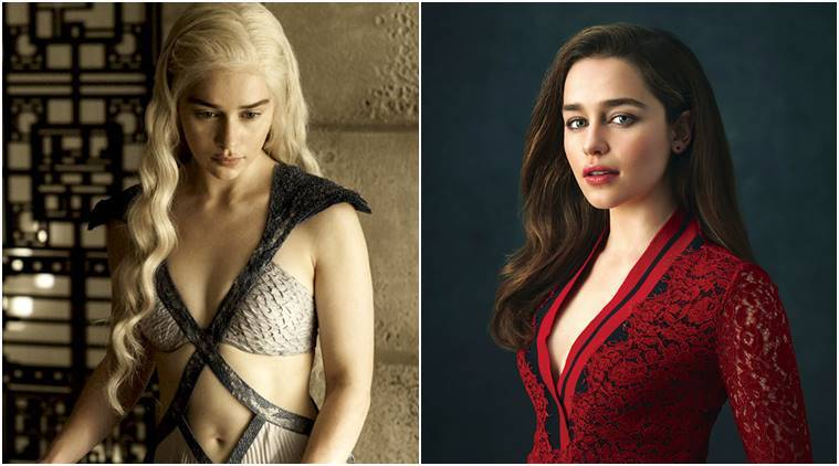 emilia clarke, game of thrones, daenerys targaryen, emilia game of thrones, emilia clarke photos
