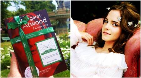 Emma Watson is a book fairy now, and has hidden 100 books around Paris