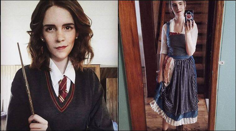 This Emma Watson doppelgänger has us shook