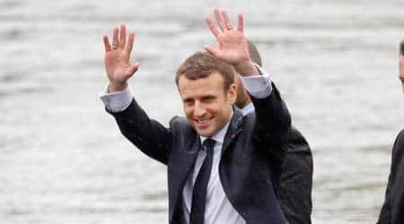 French President Macron says Aussie PM's wife 'delicious,' sparkingreaction