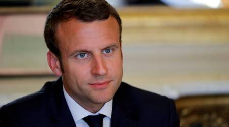 Emmanuel Macron seeks new Mideast peace talks at Benjamin Netanyahu meeting