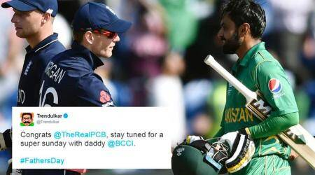 England vs Pakistan: As Pakistan reach Champions Trophy final, fans gear up for Ind vs Pak again on Father'sday