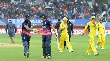 ICC Champions Trophy 2017: Ben Stokes' thunder sends Australia down under