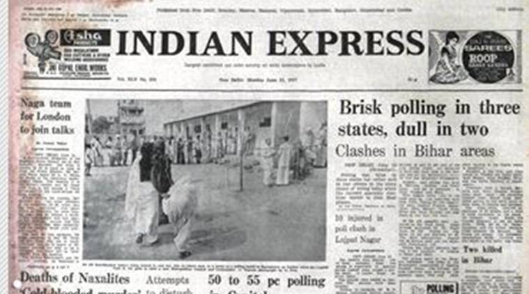 Nagaland Peace Council, PM Morarji Desai, A.Z. Phizo, Nagaland, India News, Indian Express, Indian Express News