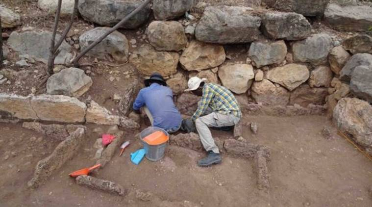 ethiopia, ethiopia archaeological site, harlaa dig, ancient city discovered ethiopia, addis adaba, africa ancient city discovery, world news, mythical city of giants, indian express