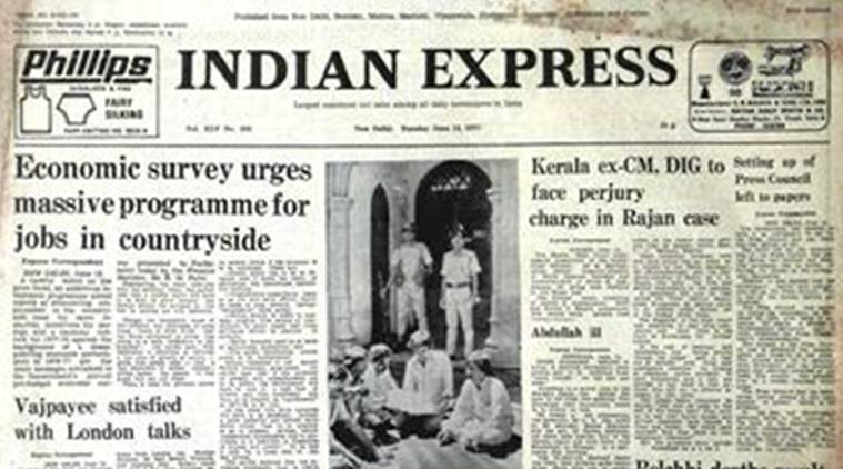Forty Years Ago, Rajan Case Verdict, Former Kerala Chief Minister K. Karunakaran, India News, Indian Express, Indian Express News