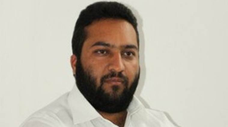 Fairoz Khan, Congress, NSUI, NSUI President, India News, Indian Express, Indian express News