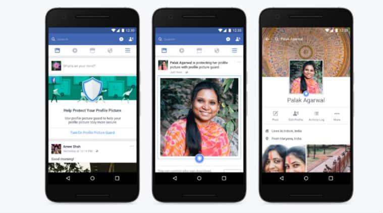 Facebook, Facebook profile photos, Facebook profile security, Facebook update, Facebook women profile photos