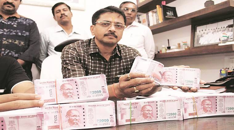 fake notes, fake notes seized, thane police, fake currency