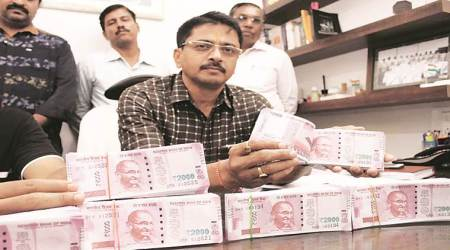 Man held in Thane with Rs 10.74 lakh in fake notes