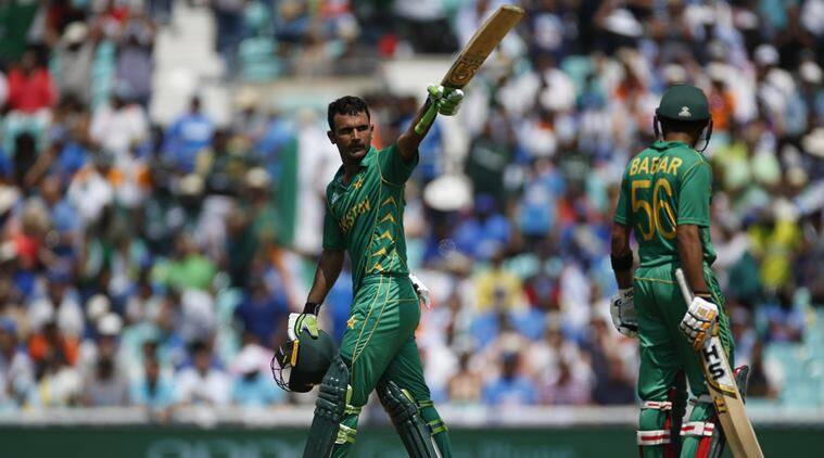 Fakhar Zaman scored 114 off 106 balls
