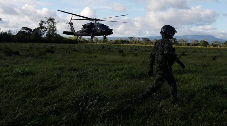 Farc rebels, colombia rebels, colombia civil war, colombia army, world news