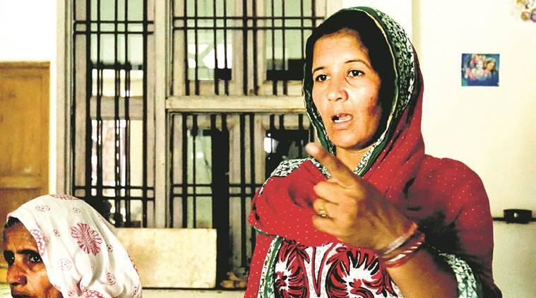 faridabad lynching accused, junaid khan, ramesh kumar wife, indian express