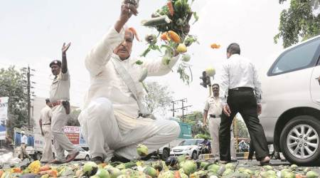 Maharashtra farmers' strike: Rural areas shut down, cities not affected much