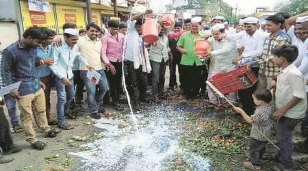 Madhya pradesh farmers, MP farmers, MP farmers protest, MP protest call off