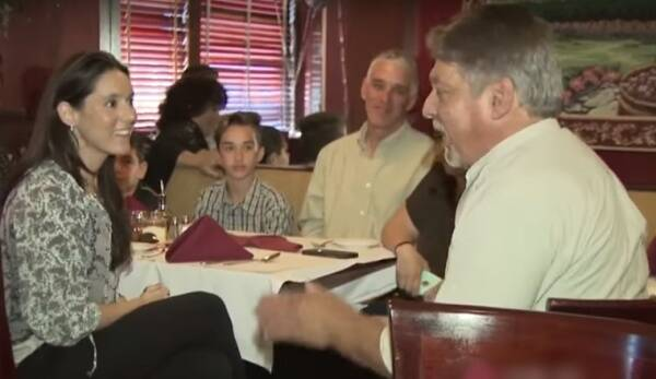 father and daughter, father meets daughter, father meets daughter after 40 years, new jersey, Indian express, Indian express news