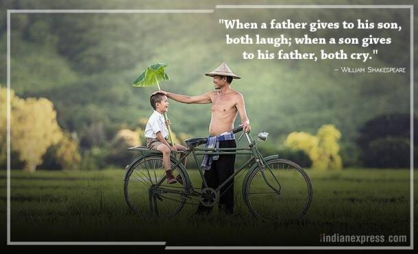 father's day, fathers day, father day quotes, quotes on dad, dad quotes,