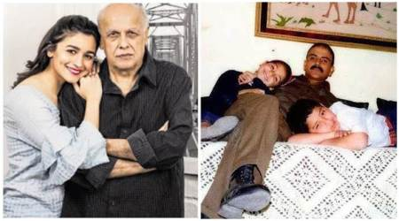 Happy Father's Day: Alia Bhatt and Anushka Sharma are proud to be like their dads, Shilpa Shetty misses her father. See photos