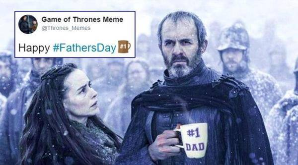 fathers day, fathers day memes, fathers day twitter reactions, fathers day 2017, happy fathers day 2017, memes, game of thrones memes, Indian express, Indian express news