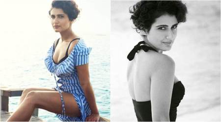Fatima Sana Shaikh's new hot avatar will make you forget that she is the same Dangal girl. See photos