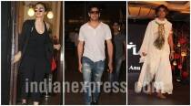 Sidharth Malhotra and Alia Bhatt are busy separately, Sunil Grover walks the ramp and more from tinseltown