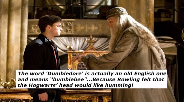 harry potter, jk rowling, fun facts about harry potter, things you did not know about harry potter, indian express, indian express news
