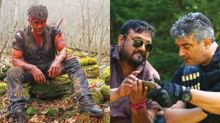 Vivegam, Ajith, director Siva, vivegam new stills, vivegam movie stills, ajith new stills vivegam,