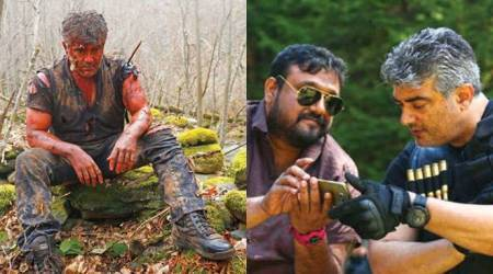 Vivegam: Ajith's spy faces hardship, Vivek Oberoi, Akshara Haasan and Kajal Aggarwal looks revealed. See photos