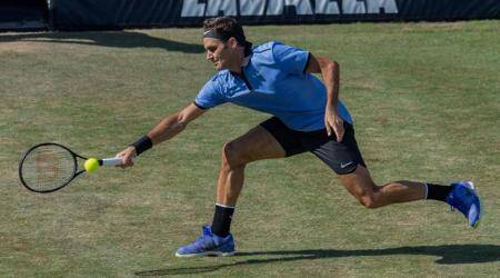 Roger Federer looks to rebuild season after Stuttgart hiccup