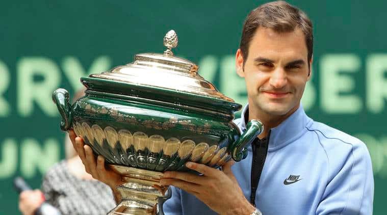 Roger Federer, Halle Open, Alexander Zverev, Halle Open, Stuttgart