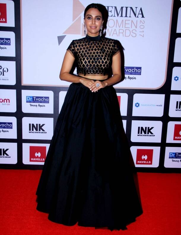 From Athiya Shetty to Swara Bhasker, celebs get creative with their style at this women awards show
