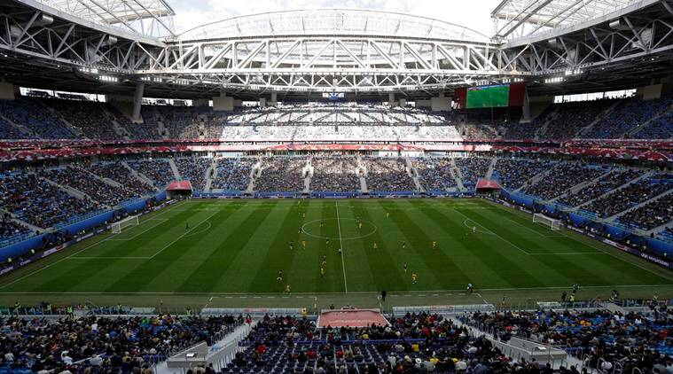 Russia, Fifa world cup 2017, Confederations cup, football news, sports news, Indian Express