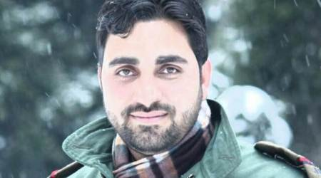 J&K government to support family of slain police officer Feroz Ahmed Dar