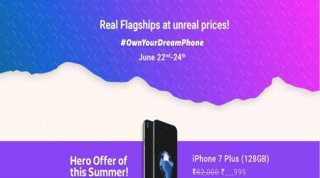 Flipkart's 'Own Your Dream Phone' sale to start tomorrow: Discounts on iPhone 7, Google Pixel