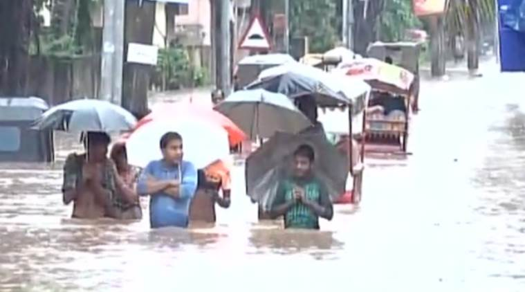 Eight killed in floods in India's Mizoram state