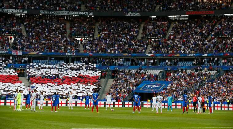 france, england, international friendly, manchester attack, london attack, football, sports news, indian express