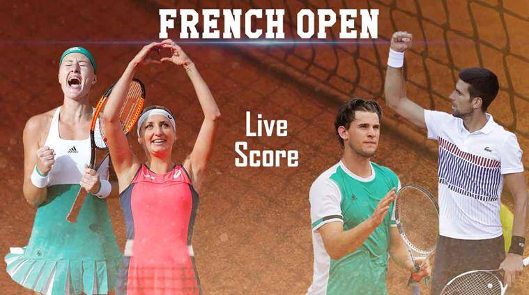French Open Day 12: Match Points
