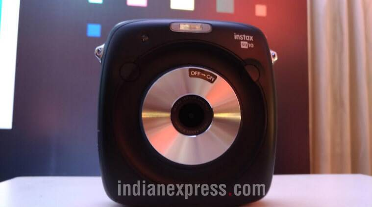 Fujifilm Instax Square SQ10, Instax Square SQ10 price in India, Instax SQ10, Instax Square SQ10 hybrid camera