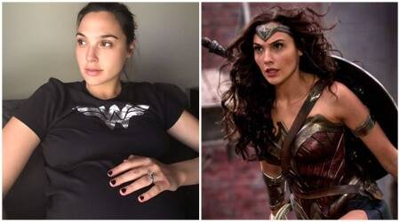 Wonder Woman Gal Gadot reveals she was five months pregnant while shooting for the action scenes. Watch videos
