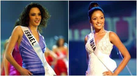 gal gadot, tanushree dutta, wonder woman, miss universe, miss universe 2004, miss universe paegant, indian express, indian express news