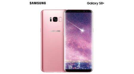 Samsung Galaxy S8+ Rose Pink colour variant goes official in Taiwan