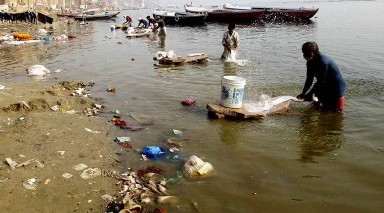 ganga, ganga river, ngt ganga, ngt ganga waste dumping, ngt ganga penalty, indian express news