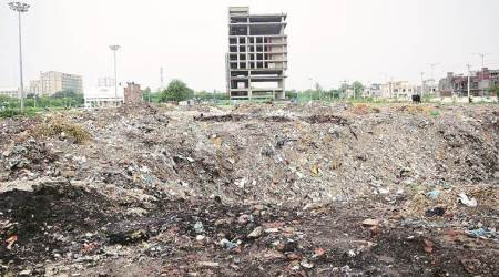 Civic body, improvement trust spar over dumping of garbage in Amritsar